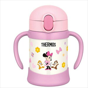 THERMOS(サーモス) まほうびんのベビーストローマグ 250ml ミニー LP・ライトピンク FHV-250DS  【abt-1125333】【APIs】
