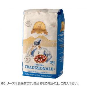 サンフェリーチェ ピッツァ用小麦粉 トラディツィオナーレTIPO00 25000g 7571  【abt-1641829】【APIs】 (軽税)