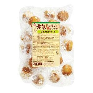 サンコー 元気 ミニカップケーキ 10袋  【abt-1460983】【APIs】 (軽税)