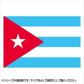 N国旗 キューバ No.1 W1050×H700mm 22987  【abt-1489316】【APIs】