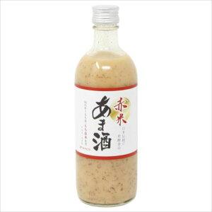 甘酒シリーズ 赤米あま酒 525g×12入 I10-143  【abt-1496911】【APIs】 (軽税)
