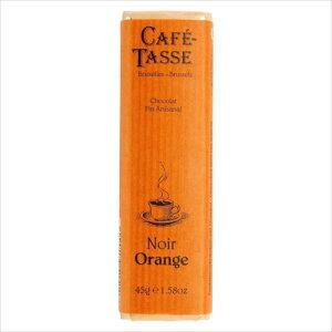 CAFE-TASSE(カフェタッセ) オレンジビターチョコ 45g×15個セット  【abt-1403869】【APIs】 (軽税)