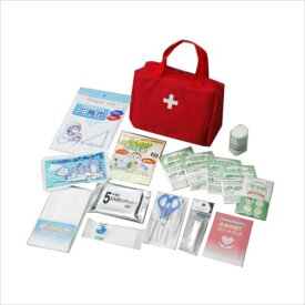 防災用品 救急バッグセット19点 KB19-400  【abt-1057156】【APIs】
