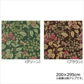 川島織物セルコン ジューンベリー マルチカバー 200×295cm HV1019S  【abt-1270620】【APIs】