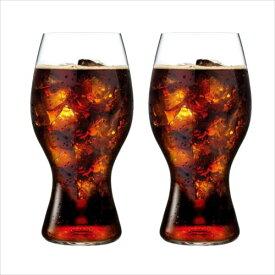 リーデル・オー コカ・コーラ + リーデル グラス 414/21 (480cc) 2個箱入 648  【abt-2754bu】【APIs】