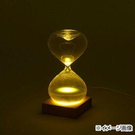 茶谷産業 Fun Science 砂時計 LEDライト付 15分計 333-114  【abt-1644953】【APIs】