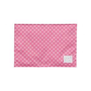 ナカバヤシ 防災ずきん用カバー チェック ピンク BZK-102P  【abt-1595092】【APIs】