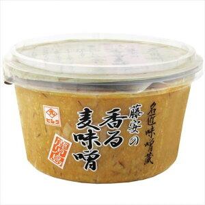 藤安の香る麦味噌 300g 6個セット  【abt-1550091】【APIs】 (軽税)