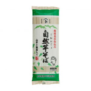 越後名水仕込み蕎麦 自然芋そば 20袋入  【abt-1595901】【APIs】 (軽税)