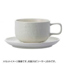 Luzerne Knit 14cm ソーサー Matt White KT1282114-MW  【abt-1565235】【APIs】