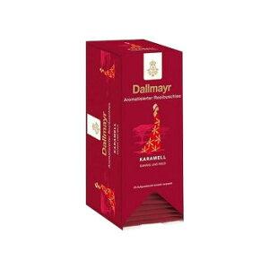 ダルマイヤー フレーバードティー ルイボスキャラメル 25袋 ×8箱セット  【yst-1618637】【APIs】 (軽税)