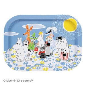 MOOMIN(ムーミン) SUMMER DAY トレイ MNX060091  【yst-1636147】【APIs】