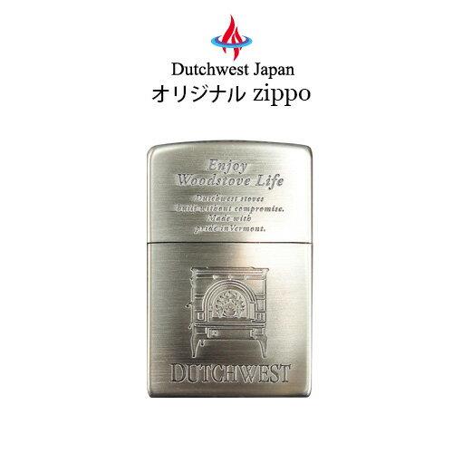 オリジナルZippo ダッチウエストジャパン ZI-DW01 ダッチウエストジャパン 送料無料