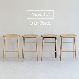 ハイスツール バースツール 北欧 カウンタースツール スツール 天然木 カウンターチェア チェア ウッドチェア 椅子 いす おしゃれ ハイチェア NovodiA Bar Stool esc-3307 おしゃれ 人気