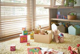 おもちゃ箱や、サニタリールーム、キッチンのツールボックスにも使える 収納ボックス ファボリ ベージュ おしゃれ雑貨 おすすめ 人気【送料無料】