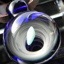 【送料無料!】1点物、ガラスネックレス 惑星/メンズネックレス/ガラスペンダント 宇宙/宇宙ガラス/メンズペンダント/レザーチョーカー/日本製/ハンドメイド/ブ...
