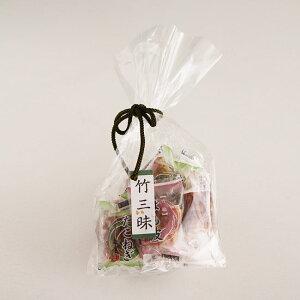 ヤマサ蒲鉾竹三昧はも皮・あなご・たこねぎコロンと一口サイズの竹輪三種の味が楽しめます