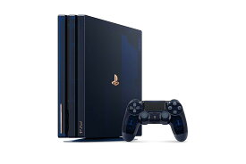 【中古】【未使用】[PS4本体]PlayStation 4 Pro 500 Million Limited Edition2TB【富士店】【併売】