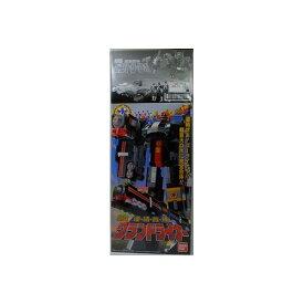 【中古】【未開封】スーパーミニプラ 緊急合体ビクトリーロボ&連結合体グランドライナーセット(救急戦隊ゴーゴーファイブ)[併売:0TPK]【赤道店】