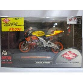 【中古】Team Repsol Honda (Cheste)HONDA RC 211V Valentino ROSSI[タイヤに少しベトつき有り][併売:0MRQ]【赤道店】