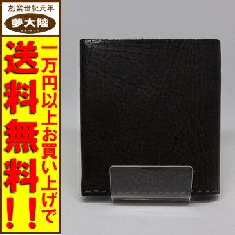 【中古】HERZ Organ/ヘルツ オルガン 二つ折り小型財布【メンズ】【沼津店】[併売:00570]
