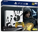 【中古/未使用】[PS4本体]PlayStation4ProDEATHSTRANDINGLIMITEDEDITION【ゲーム/本体】【天童店】