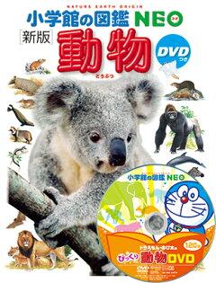 小学館の図鑑NEO昆虫(DVD付き)