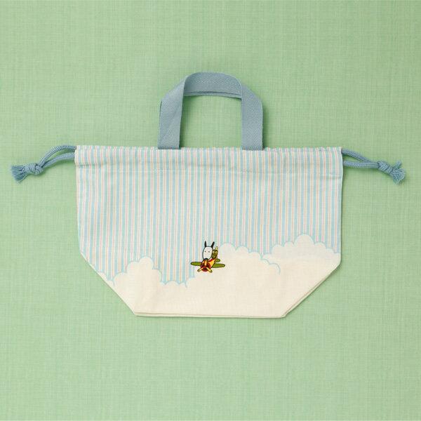 【エントリー+5倍】[バムとケロ]ランチ巾着 (バムケロ)