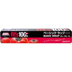 fit'sベーシックラップ30cm×110m