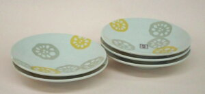 【40%OFF】お得なギフトセットれんこん(軽々食器) 和揃(茶)B46527