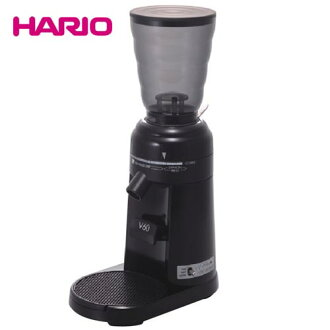 (Hario) HARIO V60 electric coffee grinder V60 electric grinder EVCG-8B-J