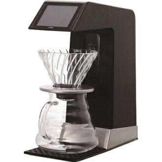 핸드 드립을 재현! HARIO (커피콩) V60 자동 멀리 조치 Smart7 커피 메이커 EVS-70B