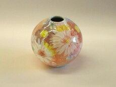 ゆずりは丸花入(花器)45271【フラワーベース/花瓶】