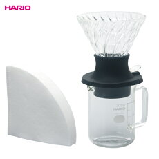 HARIO(ハリオ)浸漬式ドリッパースイッチサーバーセットSSD-5012-B