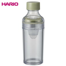 HARIO(ハリオ)フィルターインボトル・ポータブル(ミニ・グリーン)FIBP-16-SG