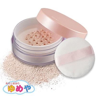 《ゆめや》ノブ ルースパウダー UV SPF23 PA+++[粉タイプ 大判パフ付き]   化粧品 常盤薬品 NOV