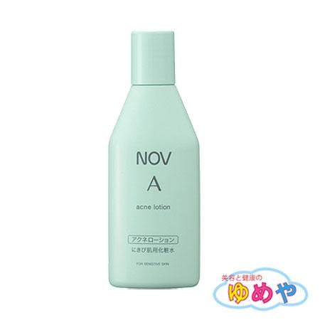 《ゆめや》 ノブA アクネローション ニキビ肌用化粧水 常盤薬品 NOV 100 mL ノブ【NOV】【宅配便】
