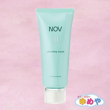 《ゆめや》ノブ3ノブクレンジングクリーム 常盤薬品 NOV 120g