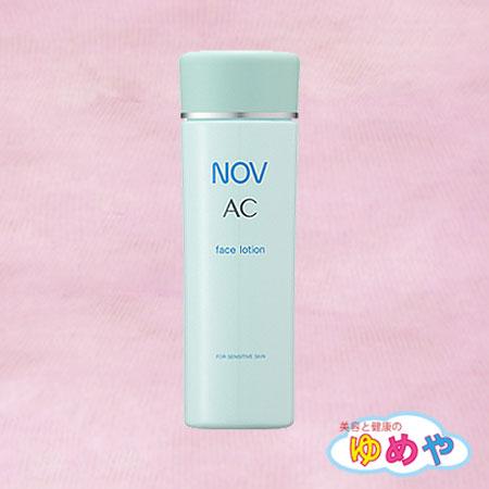 《ゆめや》 ノブAC フェイスローション [化粧水] 常盤薬品 NOV 120 mL ノブ【NOV】