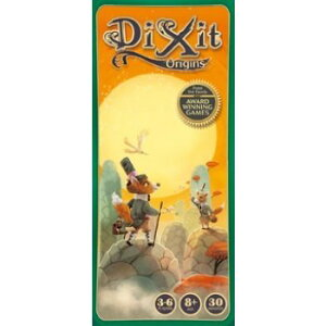 ボードゲーム ディクシット4 オリジン Dixit4 Origins Asmodee アズモディー 並行輸入品 送料無料