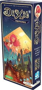 ボードゲーム ディクシット6 メモリーズ Dixit 6 Memories Asmodee アズモディー 並行輸入品 送料無料