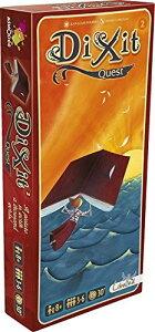 ボードゲーム Dixit2 Quest ディクシット2 クエスト Asmodee アズモディー 並行輸入品 送料無料