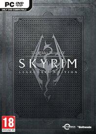The Elder Scrolls V: Skyrim Legendary Edition スカイリム PCソフト 欧州 輸入盤 送料無料