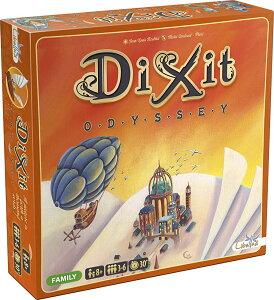 ディクシット オデッセイ Dixit Odyssey Asmodee アズモディー ボードゲーム 英語版 並行輸入品 日本語説明書付き 送料無料