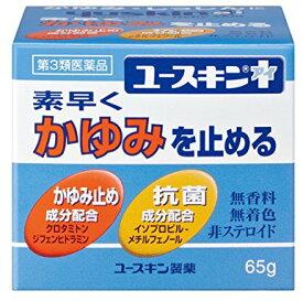 【第3類医薬品】ユースキンI 65g  ユースキン製薬株式会社 4987353040500★本土送料無料、北海道東北沖縄離島など一部地域は4つ以上で送料無料、4つ以下は別途配送料500円発生します。