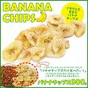 \送料無料560円!/<バナナチップス 300g>ココナッツオイルでサックサク! 海と太陽 ばなな ここなっつ【RCP】