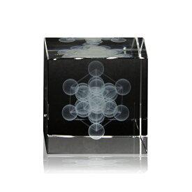 3D メタトロンキューブ