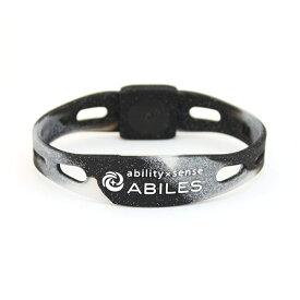 ABILES PLUS NEOブレスレット(アビリスプラスネオ)コスモブラック/全3サイズ