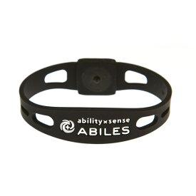 ABILES plusブレスレット(アビリスプラス)ブラック/全4サイズ