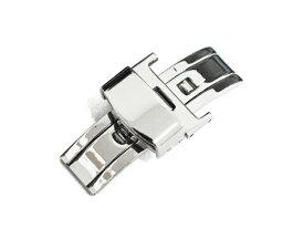 「ブルガリ(BVLGARI)向け」輸入王オリジナル バックル アショーマ AA48/AA44/AA39用 Dバックル 社外品 メンズ 腕時計 ベルト用